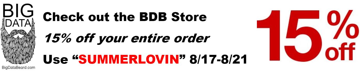 BDB Store Coupon Code